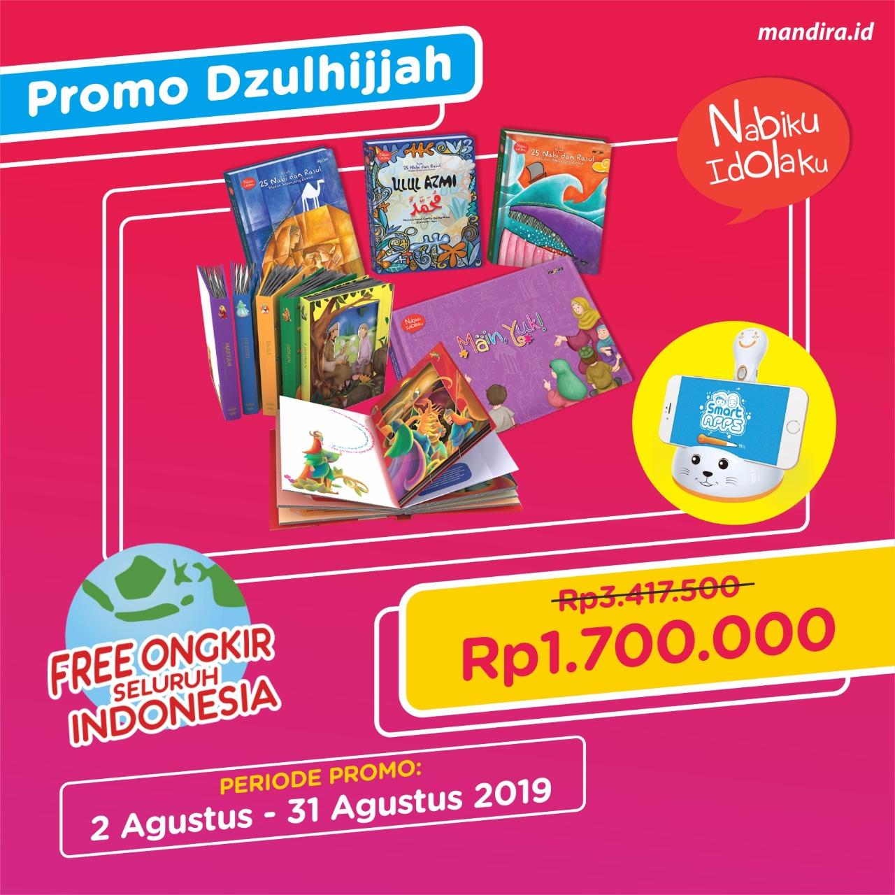 Promo NBI free smartpen