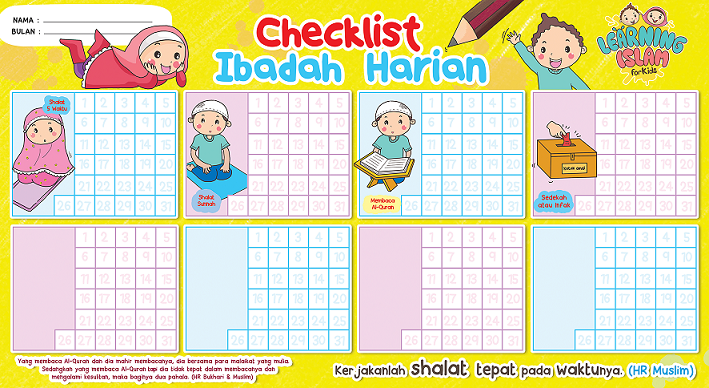 Learning Islam For Kids (LIFKIDS)