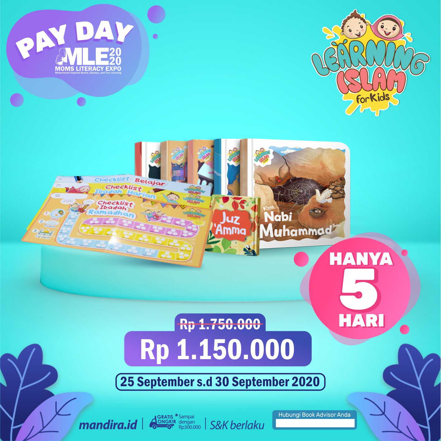 LIFKIDS PAYDAY MLE SEPT 2020